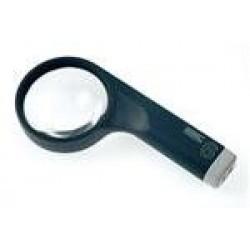 COIL 4x Hi-Power Hand Magnifier