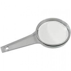 Coil Windsor 2.3x Hand Magnifier