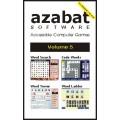 Azabat Games Vol5 (Word Games)