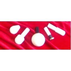 Jumbo Roller Tip (QAC Canes)