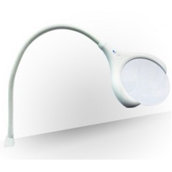 Daylight 1.75x LED MAGNIflex Lamp