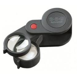 Eschenbach 9x Achromatic Precision Folding Magnifier