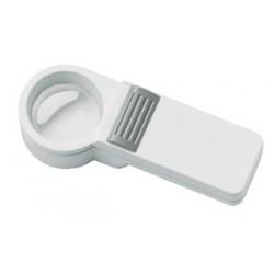 Eschenbach 10x Mobilux Economy Illuminated Pocket Magnifier