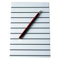 A5 Writing Pad (100 Sheets)