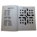 Large Print Wordfit Book