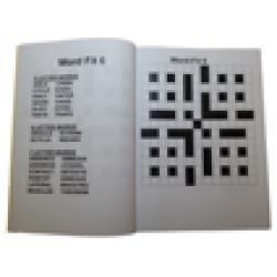 Large Print Wordfit Book
