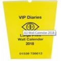A3 Calendar 2019 - Large Print