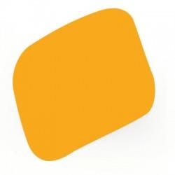 Fitover Shield - Black Frame (Orange 48%)