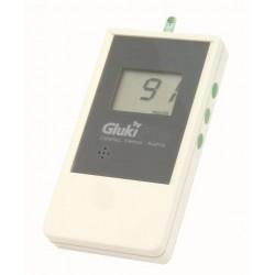 Caretec Gluki Plus Taking Blood Sugar Monitor